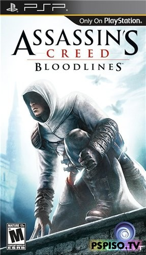 Assassin's Creed: Bloodlines (2009/PSP/ENG)