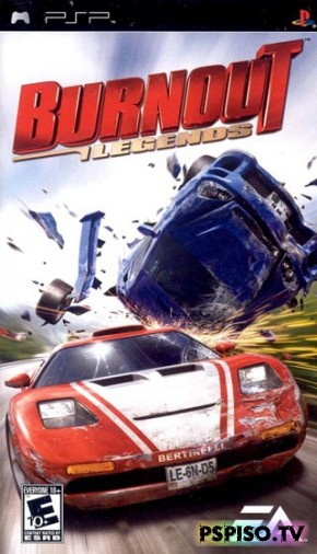 Burnout Legends (RUS)
