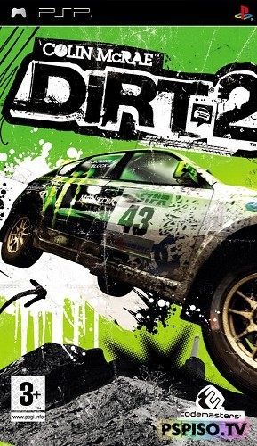 Colin McRae Dirt 2 Patched