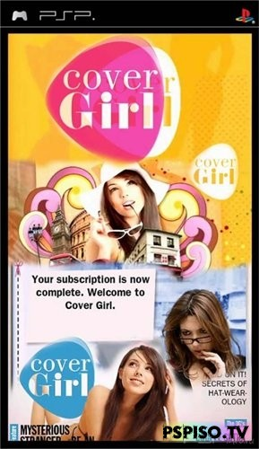 Cover Girl (2009/PSP/ENG)