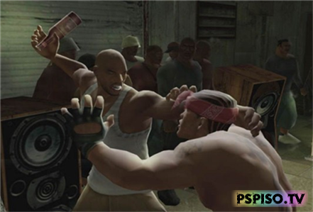 Def Jam Fight For NY (PSP) - psp go, psp, psp скачать, эмуляторы psp.