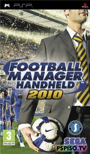Football Manager Handheld 2010 (2009/PSP/ENG)