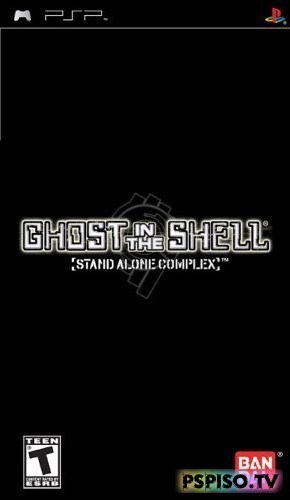 Ghost in the Shell: Stand Alone Complex (2005/PSP/ENG)