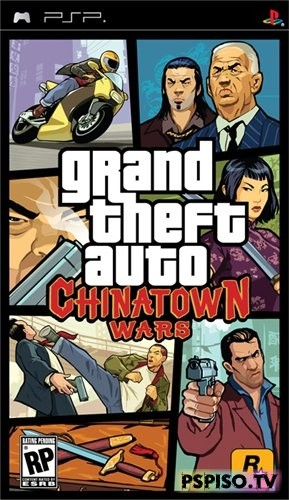 Grand Theft Auto : Chinatown Wars (2009/PSP/ENG)