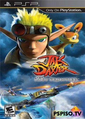 Jak and Daxter: The Lost Frontier (2009/PSP/ENG)