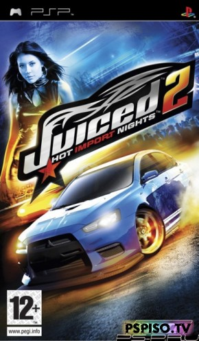 Juiced 2 Hot Import Nights [Rus]