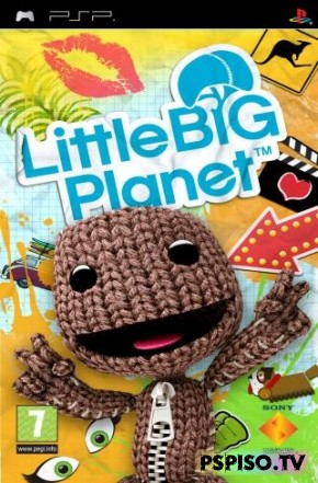 LittleBigPlanet - Rus (EUR) [Patched] [5.xx]