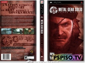 Metal Gear Solid Peace Walker - DEMO