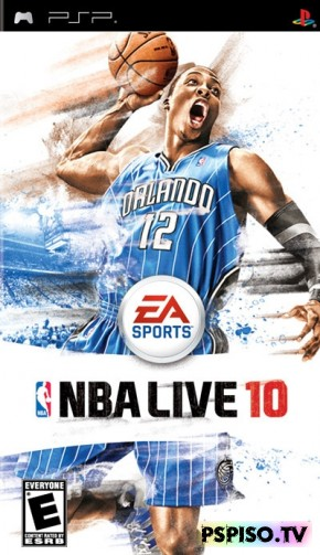 NBA Live 10 - USA Patched 5.xx - игры для psp скачать, psp go, игры для psp, psp slim.
