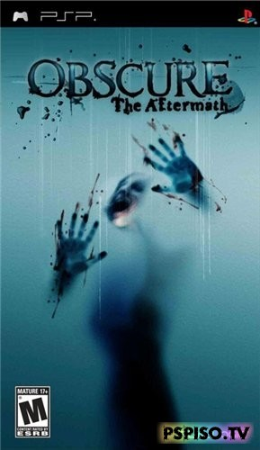 Obscure: The Aftermath (2009/PSP/ENG)