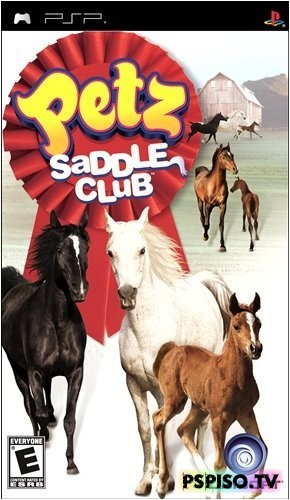 Petz: Saddle Club (2009/PSP/ENG)