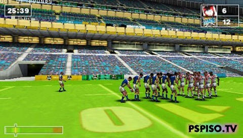 Rugby League Challenge - EUR Patched - ������� ��������� ���� ��� psp, ������� ���� ��� psp, ��������� psp, ������ ���� �� psp.