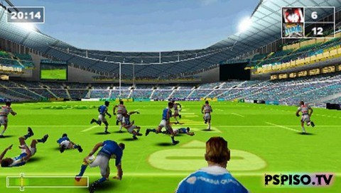 Rugby League Challenge - EUR Patched - psp ���� ��������� ��� �����������, ��������� psp, psp ����, ������� ��������� ���� ��� psp.