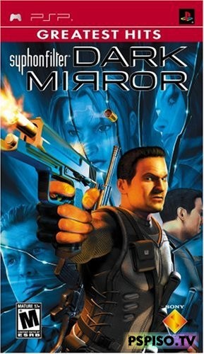 Syphon Filter: Dark Mirror [ENG] PSP