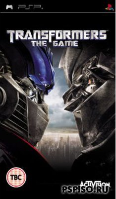 Transformers: The Game (ENG)