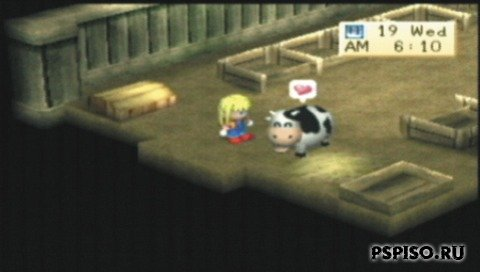 Harvest Moon - Boy and Girl [PSP][FULL][ENG]