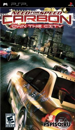 Need for Speed Carbon: Own the City - Rus