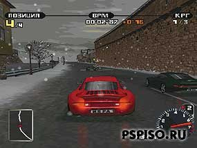 Need for Speed 5:Porsche Unleashed