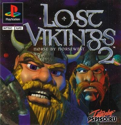 Lost Vikings 2 - Norse by Norsewest (RUS) [PSX]