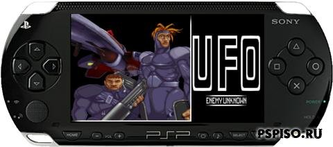 UFO: Enemy Unknown / X-COM: UFO Defence (RUS) [DOS]