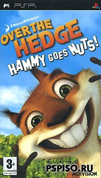 Over the Hedge: Hammy Goes Nuts! RUS