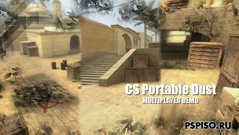 CS Portable Dust Multiplayer Demo