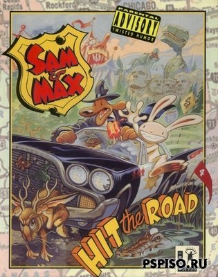Sam & Max: Hit The Road(RUS)