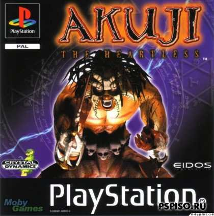 Akuji the Heartless [PSX][ENG]
