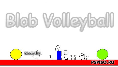 Blob Volleyball