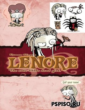 ����� - ��������� ������� ������� / Lenore - The Cute Little Dead Girl (TVrip)