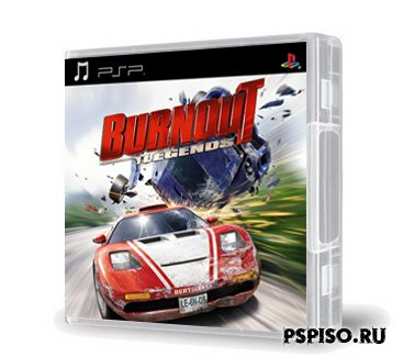 Burnout Legends OST