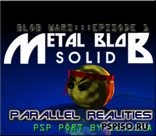 Blob Wars: Metal Blob Solid