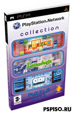 PLAYSTATION®Network Collection - Puzzle pack