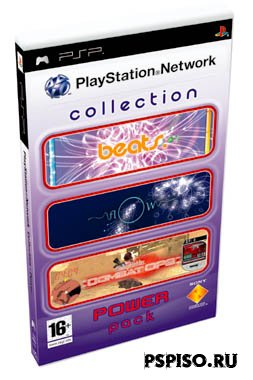 PLAYSTATION®Network Collection - Power pack