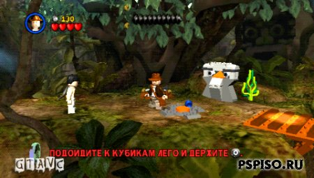 LEGO Indiana Jones: The Original Adventures - Rus - psp,  без регистрации,  прошивки,  видео.