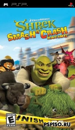 Shrek: Smash n' Crash Racing (RUS)