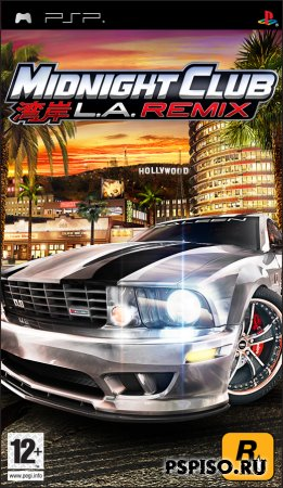 Midnight Club: Los Angeles Remix (EUR)