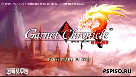 Garnet Chronicle