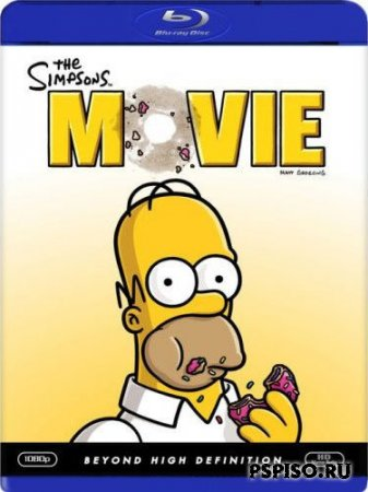 �������� � ���� / The Simpsons Movie (2007/BDRIP)