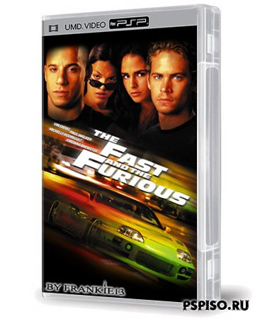 Форсаж (The Fast and The Furious) UMDRip 270p + BONUS