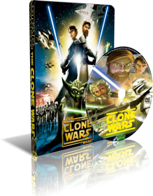 Star Wars: The Clone Wars (2008/DVDRIP)