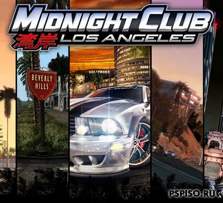 Midnight Club: Los Angeles [CTF Тема для 5.00 m33-3]