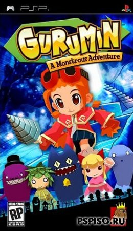 Gurumin Monstrous Adventure