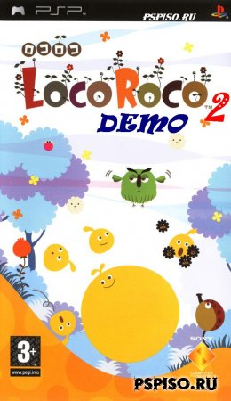 Loco Roco:Christmas Edition (DEMO)