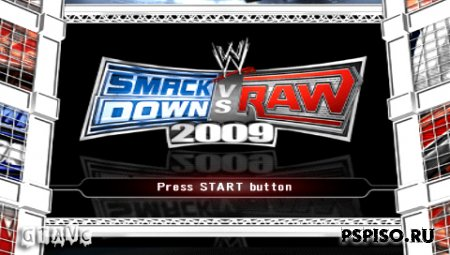 WWE SmackDown vs. Raw 2009 - ����� ������, ������ �� psp, psp, ���� ��� psp �������.