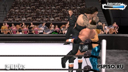 WWE SmackDown vs. Raw 2009 - ����� ������, ������ �� psp, ���� ��� psp,  ���������.