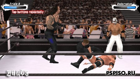 WWE SmackDown vs. Raw 2009 - ������� psp, ���� ��� psp, psp 3008, ������� ���� ��� psp.