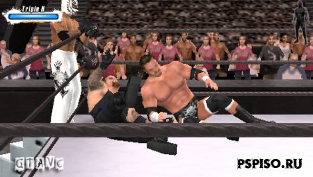 WWE SmackDown vs. Raw 2009 - ������� ���� ��� psp,  ����� ������, ���� ��������� ��� psp, �������� psp.