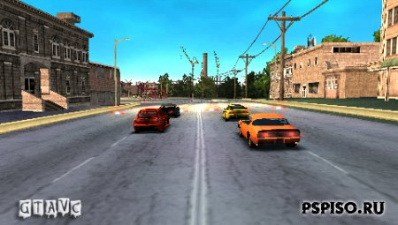 Need for Speed: Undercover - RUS - темы для psp, аниме, psp бесплатно, psp gta.
