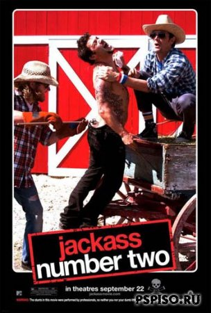 Придурки 2 / Jackass: Number Two